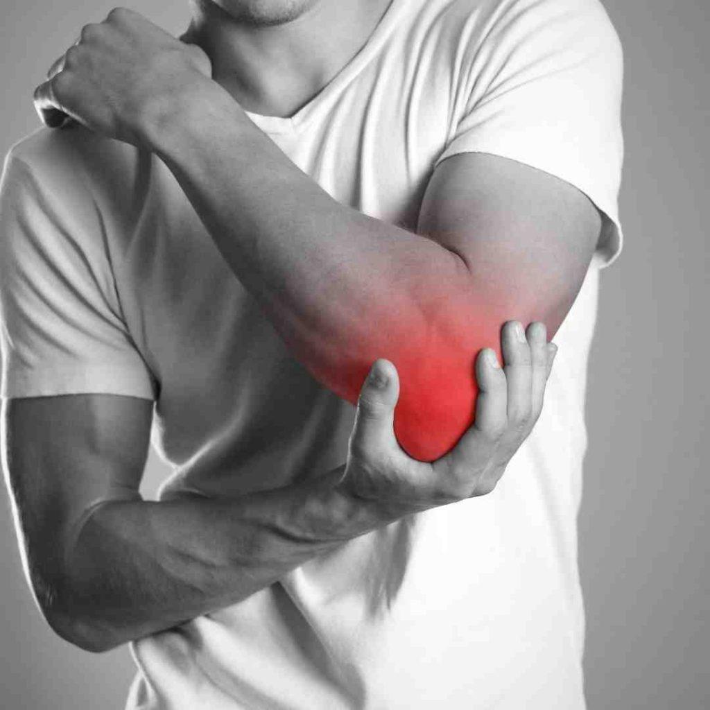 tennisarm armblessure Barendrecht